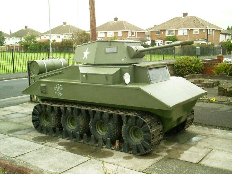 Airsoft Tank...... Homemade Airsoft Tank
